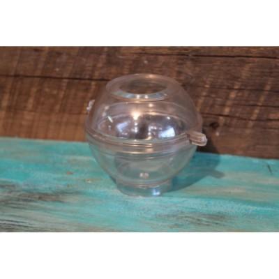 Moule à chandelle sphère